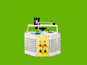小功率接触式电动调压器