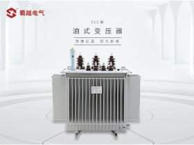 S11/10KVA-2500KVA油浸式变压器
