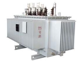 10KV非晶合晶变压器
