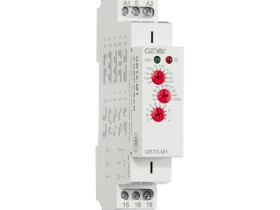 GRT8-M多功能型时间继电器