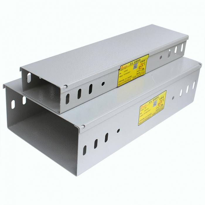 电缆桥架的应用及部件