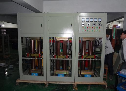 SJW-SVC型三相分调式全自动交流稳压器