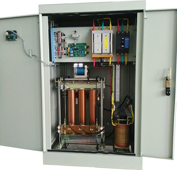 HY智能型全自动补偿式电力稳压器