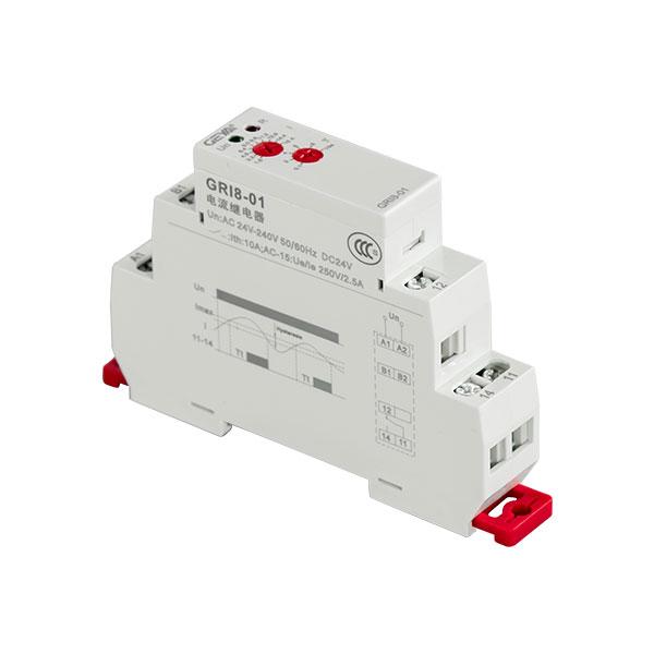 GRI8电流监控继电器