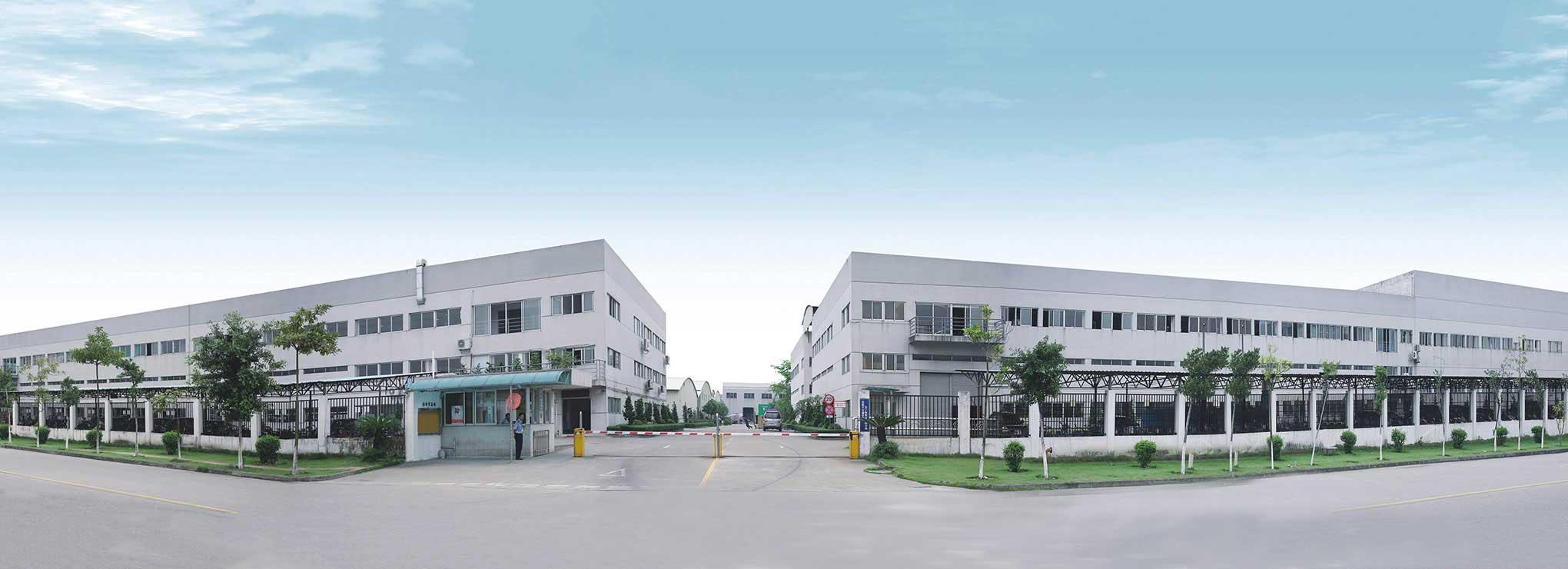 中国宏业电器公司厂房